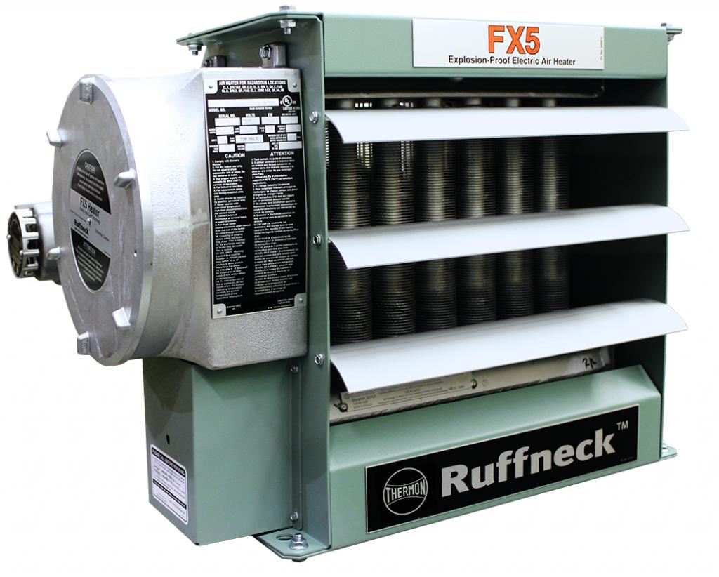 Нагреватели для самых суровых окружающих сред Ruffneck