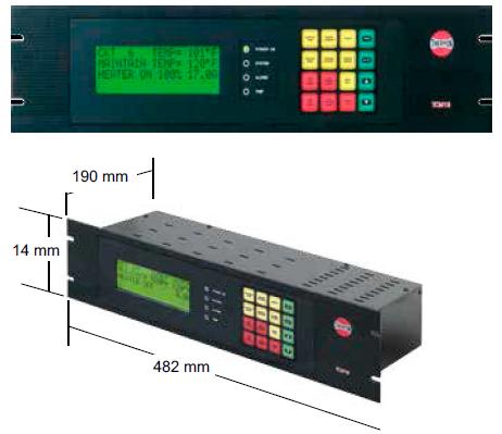 Центральный модуль контроля TCM18
