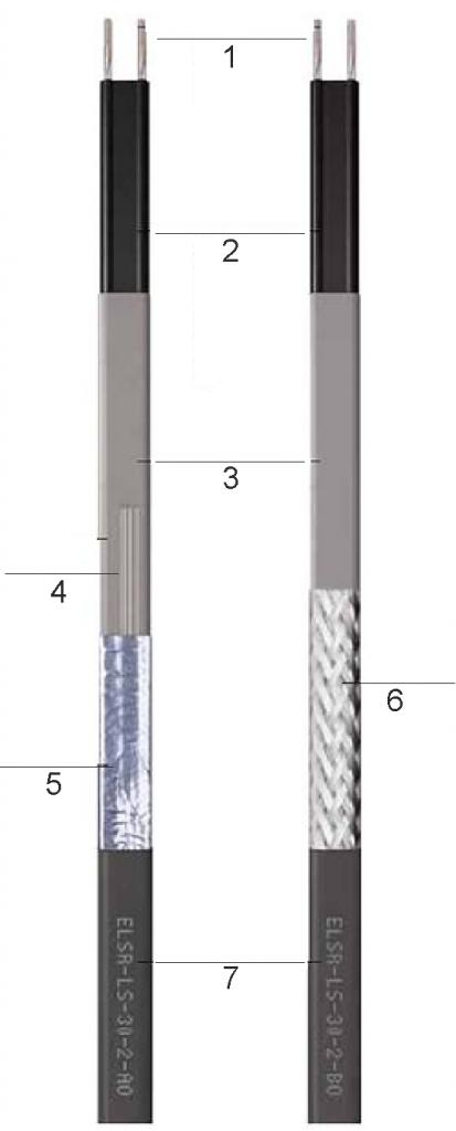 Конструкция ELSR-N