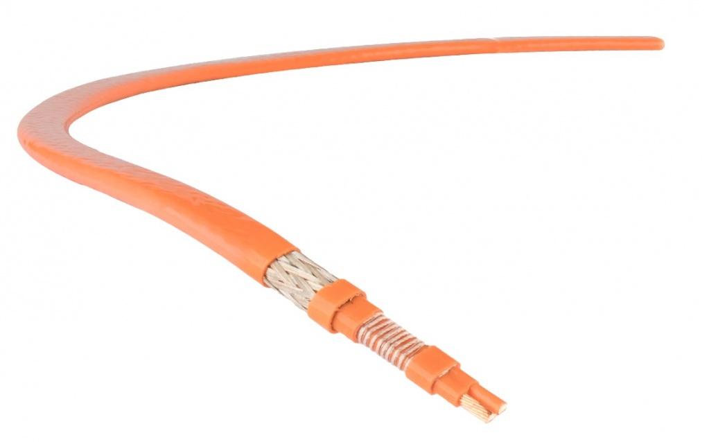 Teplina.ru: Резистивный нагревательный кабель
