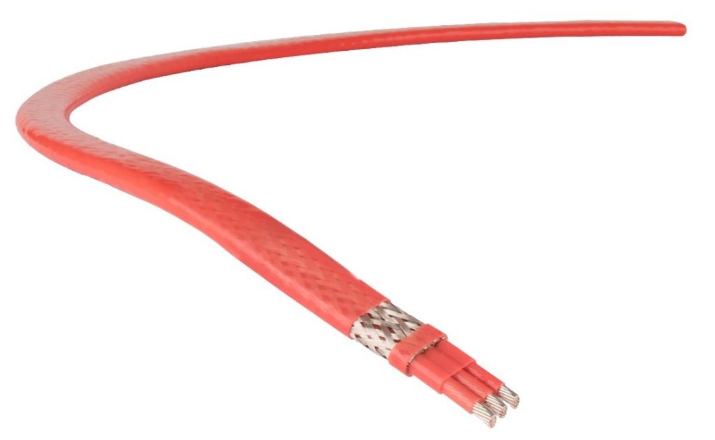 Резистивный обогревающий кабел