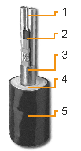 Конструкция TubeTrace SE/ME VSX