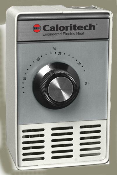 Сверхпрочные термостаты для помещений Caloritech1